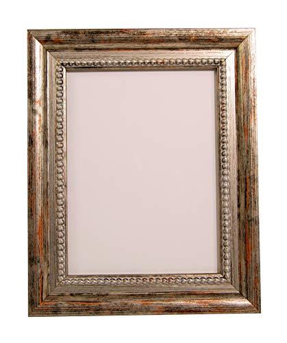 Marco de fotos plata clásica (20x15)