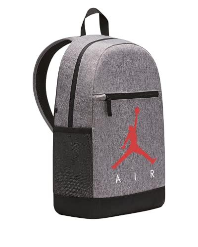 Jordan Unisex Large Pack Bag 2 pc Set Backpack (Carbon Heather)