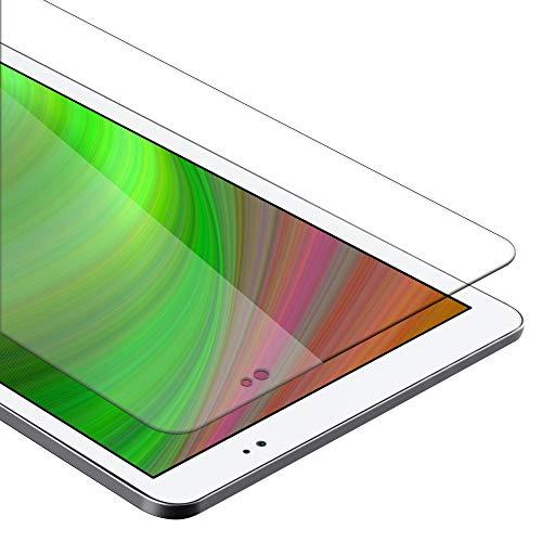 Cadorabo Pellicola Protettiva per Huawei MediaPad T1 10 (10.0' Zoll) in Elevata TRASPARENZA - Vetro Temprato Blindato per Display 0,3mm con Angoli Arrotondati