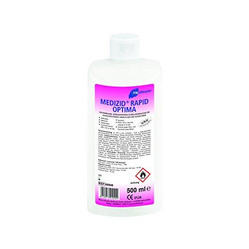 Meditrade 00949 Medizid Rapid Optima Schnelldesinfektion, 500 mL Volumen