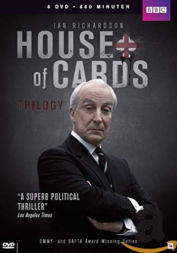 House Of Cards Trilogy - Coffret l'Integrale (version longue) [Import langue Anglais]