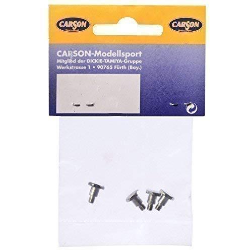 Ersatzteil Schrauben für Achsen 4 CR Chassis Carson 54923 # 801221 54923