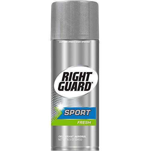 Price comparison product image Right Guard Sport Deodorant Aerosol Spray,  Fresh,  8.5 Oz,  12 Pack