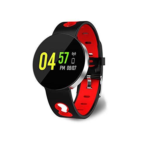 Fitness Tracker Muzili Activity Tracker Sport Orologio Smart Fitness Braccialetto Pedometro con monitoraggio di frequenza cardiaca/GPS / Step Counter/Sleep Monitor/Controllo della Fotocamera per