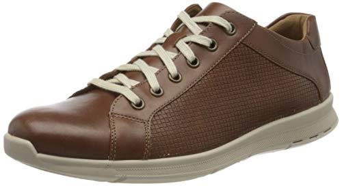 Jomos Herren Rogato Sneaker, Braun (Cognac 257-322), 42 EU