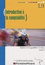 Introduction à la comptabilité DGC 9 d'Ariane Chargueraud