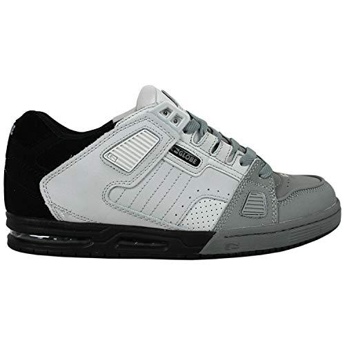 Globe Skateboard Shoes Sabre Black/Light Grey/Grey Size 11