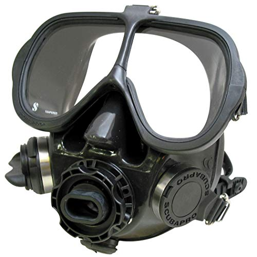 Scubapro Full Face Mask All Black Buy Online In El Salvador Scubapro Products In El Salvador See Prices Reviews And Free Delivery Over Us 70 00 Desertcart