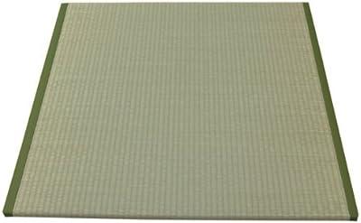 和のくつろぎ ユニット畳 4枚組 『楽座』 88×88×2.2cm