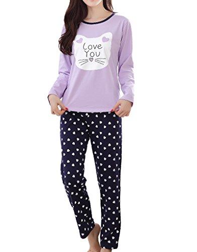 Girls' Novelty Pajama Sets