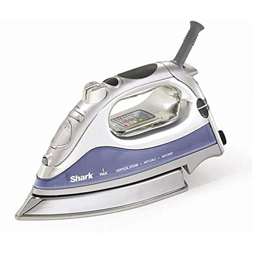 Shark GI468 Lightweight Professional Iron with Anticalcium filter enhances longevity