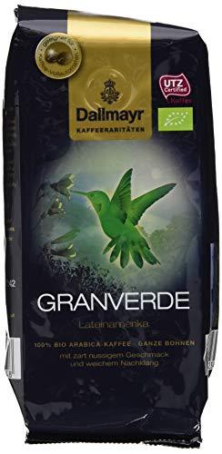 Dallmayr Kaffee Kaffeerarität Granverde Kaffeebohnen (1 x 250 g), ganze Bohne