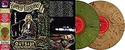 Outside: from The Redwoods-Double LP 30cm Marbrés Vert & Marron