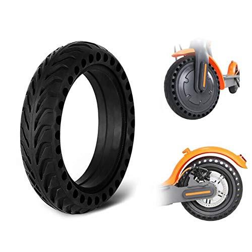 WHY 8 1/2 Honeycomb neumático de Goma Maciza, Neumático de Rueda de...