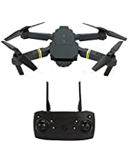 RC Drone With 4K HD Camera WIFI FPV Altitude Hold Headless Mode Drones Foldable 3D Rolling RC Quadcopter Gifts For Boys Girls