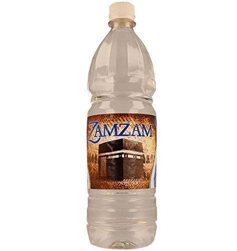 Zam Zam Wasser, Makkah Al Mukarramah, Zemzem Suyu, Zamzam, Quellwasser, Brunnen, Quelle ,Water (1 Liter) (1 KG)