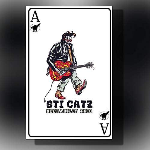 Sti Catz Rockabilly Trio