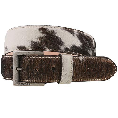 Sendra ceinture marron 6660 vache inscription personnaliseable - Marron - 100