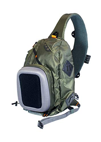 Teton Fly Fishing Sling Pack Great for Wading Rivers and Streams #1809