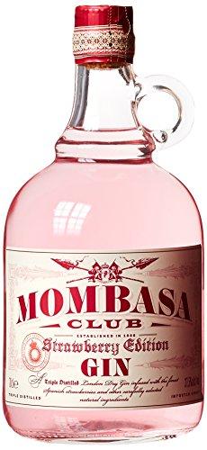Mombasa Club Strawberry Edition Gin (1 x 0.7 l)
