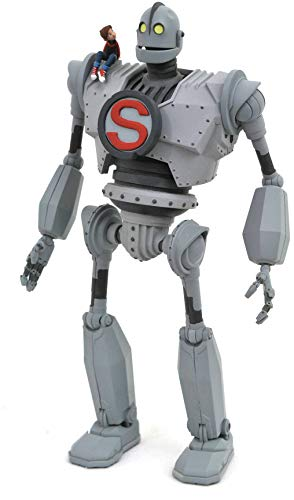 DIAMOND SELECT TOYS The Iron Giant Select Action Figure, Multicolor
