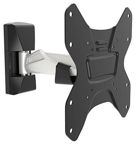RICOO S2922 TV Wandhalterung Schwenkbar Neigbar Universal 27-55 Zoll (69-140cm) TV-Halterung für Curved LCD LED Fernseher VESA 75x75-200x200