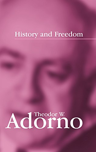 History and Freedom: Lectures 1964-1965 (English Edition)