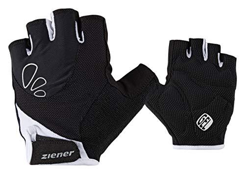 Ziener Damen CAPELA bike glove Fahrrad-/Mountainbike-/Radsport-Handschuhe | Kurzfinger - atmungsaktiv/dämpfend
