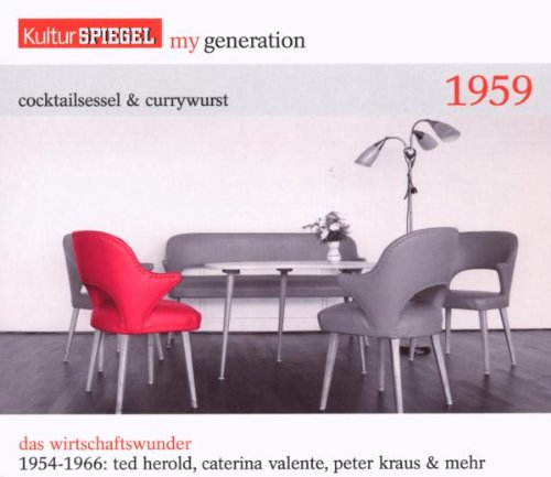 My Generation-Cocktailsessel & Currywurst