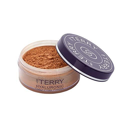 By Terry Hyaluronic Tinted Hydra-Powder   Hyaluronic Acid-Infused Loose Setting Powder   500 Medium Dark   10g (0.35 Oz)