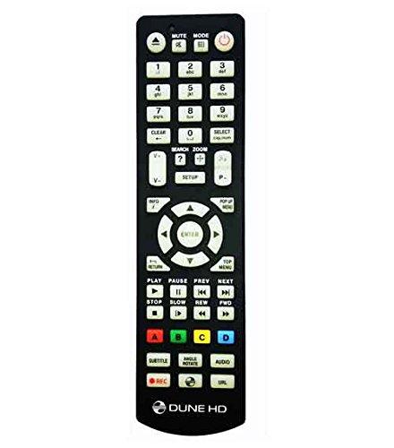 Ersatz Fernbedienung für Dune HD und Kartina TV Micro LITE 301