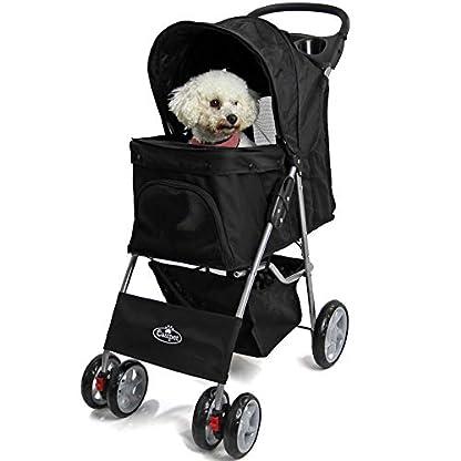 Easipet Pet Stroller Available in 5 (Black) 8