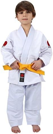 Flow Kimonos Kids BJJ Jiu Jitsu Gi Blue M4 product image