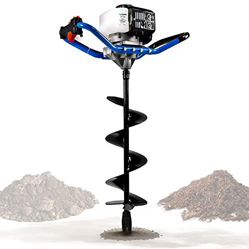 Landworks Earth Auger Power Head Heavy Duty 3HP...