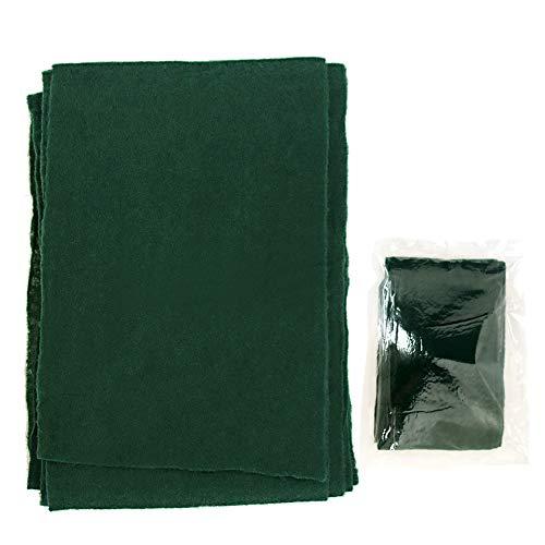 Rollo de Estera de Semillas de Hierba Biodegradable, Speyang Estera de Germinación de Plantas, Alfombra de Cultivo de Hierba, Estera de Semillas de Césped de Picnic de Jardín (20 * 1000cm)