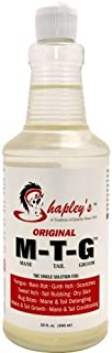Shapley's Original M-T-G Oil by Shapley's