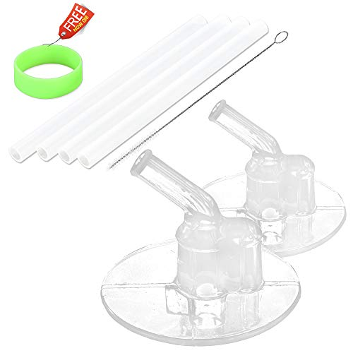 Replacement Straws Set for Thermos Funtainer 12...