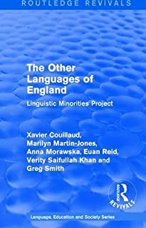 : The Other Languages of England (1985): Linguistic Minorities Project