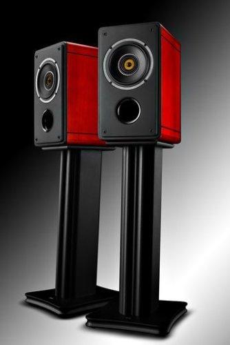 SWANS TS6, High End Lautsprecher, Triaxial-Punktstrahler mit Bändchenhochtöner