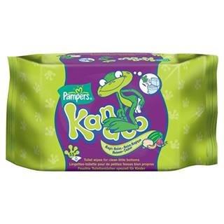 Pampers Kandoo Wipes Magic Melon 55 per pack
