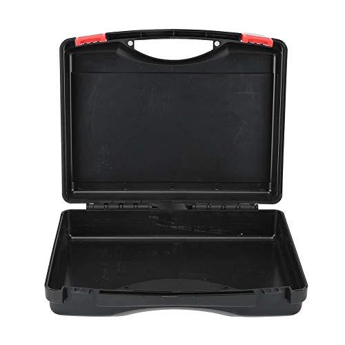Boîte de rangement d'outils de tatouage, boîte d'organisation pour les outils de tatouage de gants en plastique, boîte à outils de tatouage débutant portable
