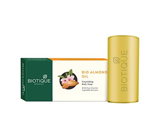 Biotique Almond Oil Body Cleanser 150g