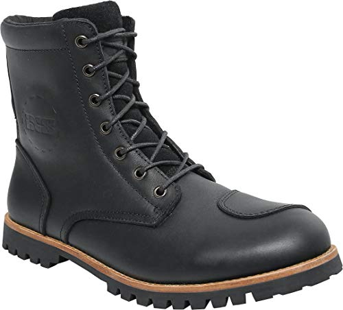 Classic Shoe Oiled Leather Black 44