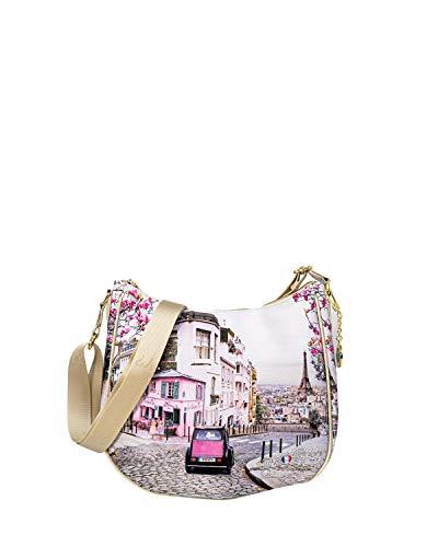 Y-Not? Borsa Donna shoulder bag large yes-438s1 unica parigi