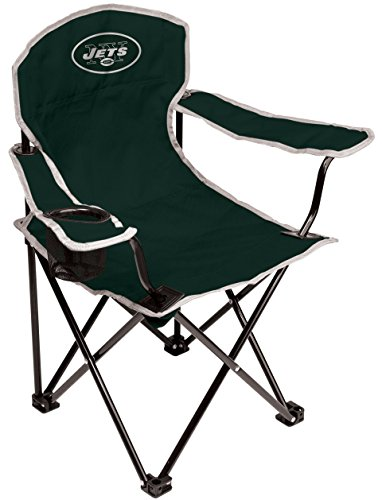 NFL New York Jets Youth Coleman Folding Chair, Green