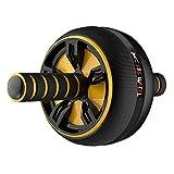 Sports Life Sports Equipment Mute Bearing Wheels Abdominal Abdomen Weight-Loss Fitness Equipment...
