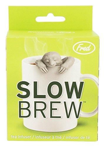 Fred & Friends - Brew lento bradipo infusore per il tè