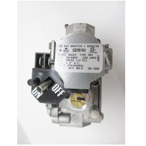 Upgraded Replacement for White Rodgers Furnace Gas Valve 36G24 205
