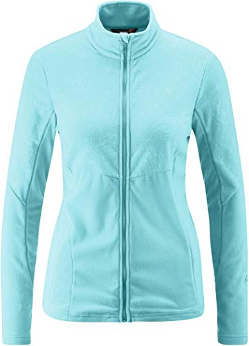 Maier Sports Aikers Veste Femme, Angel Blue Modèle DE 44 2020 Veste Polaire