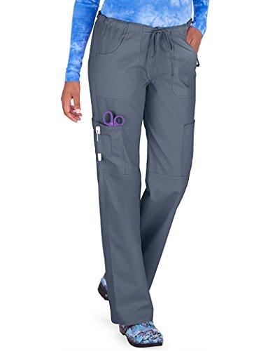 Cool Dickies EDS - Pantaloni cargo da donna Grigio (peltro). L